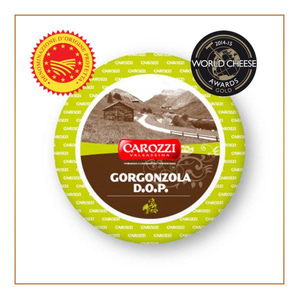 gorgonzola dop selezione