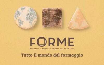 FORME 2019: tutto il mondo del formaggio