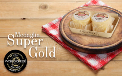 Crottino di Capra vincitore ai World Cheese Awards