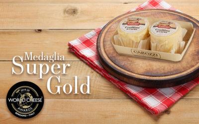 Crottino di Capra vincitore ai World Cheese Awards