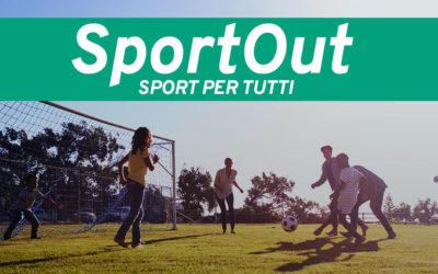 SportOut: lo sport per tutti