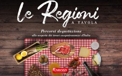 Le Regioni a Tavola