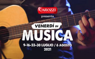 Il Ritorno della Musica Dal Vivo in Formaggeria!